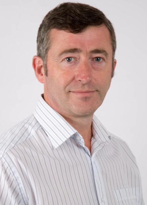 Darren Vincent, Senior Engineer