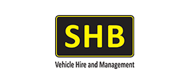 SHB Vehicle Hire and Management logo