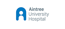 Aintree University logo