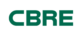 CBRE colour logo