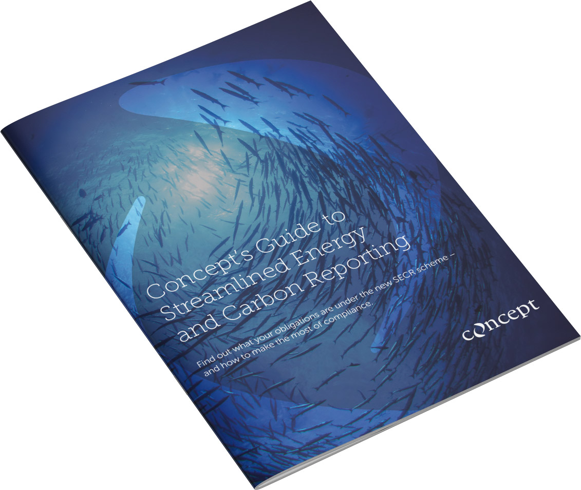 Concept Energy - SECR Guide 2020
